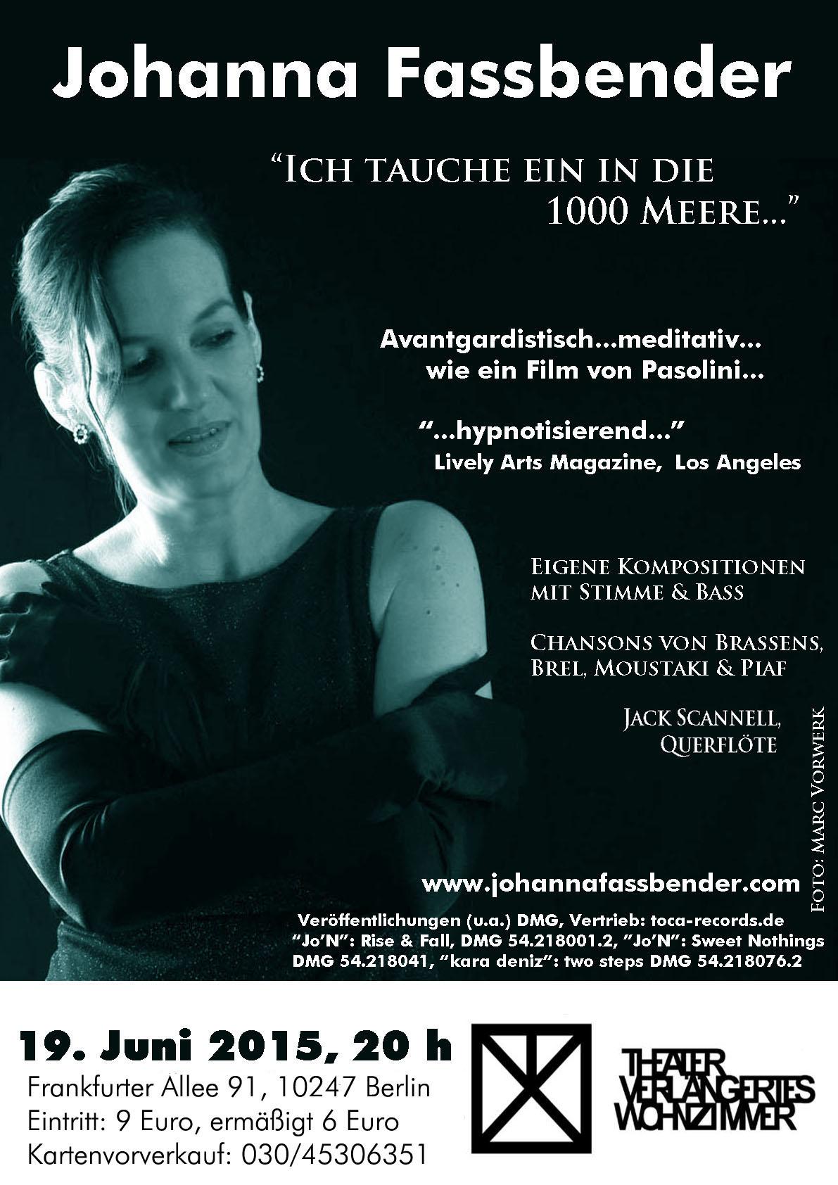 Vorschau Auftritt Im Theater Verlangertes Wohnzimmer Berlin Im Juni
